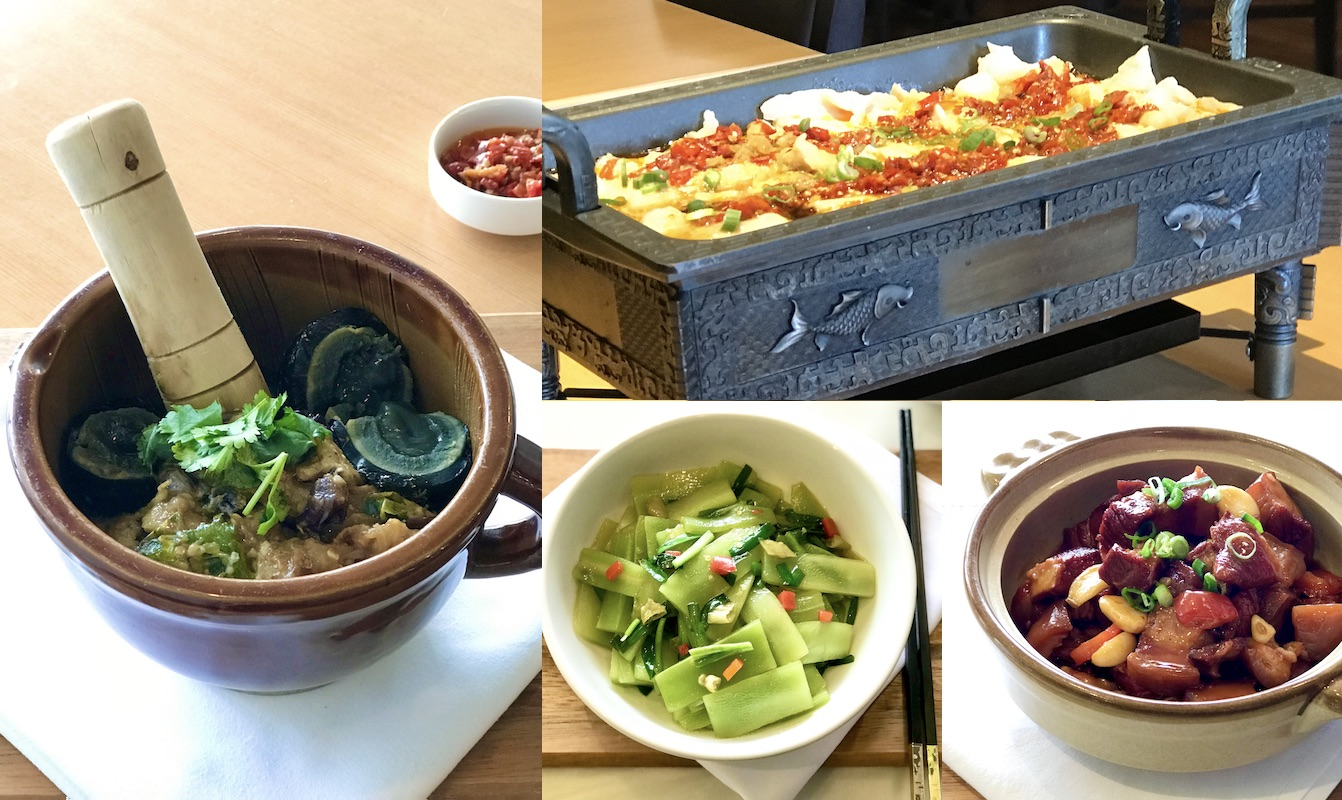Visual sampling of our authentic Hunan dishes